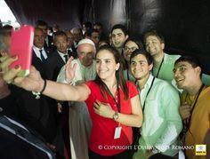 Encuentro del Papa con los jóvenes en Paraguay/ Meeting with young people in Paraguay