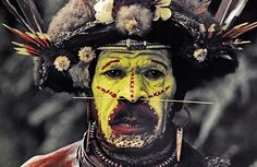 Jimmy Nelson: Jimmy Nelson's jaw-dropping photos of the world's rarest tribes