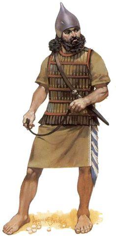 -0700 : - 0600 c. Asirian slinger.