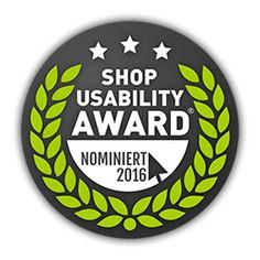 Miss Pompadour Shop Usability Award 2016