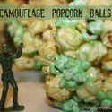 Marshmallow Caramel Halloween Popcorn Balls Recipe! | The Queen of Swag!