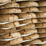 Les célèbres macarons de Nancy! A la fois croustillants et moelleux, leur bon goût d'amande vous séduira à coup sûr!