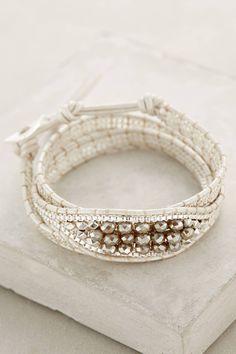 White Sands Wrap Bracelet #anthrofave #anthropologie