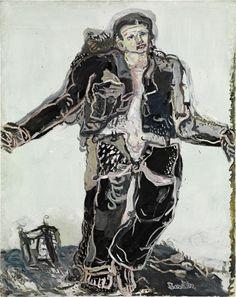 Georg Baselitz, Le type nouveau 1966