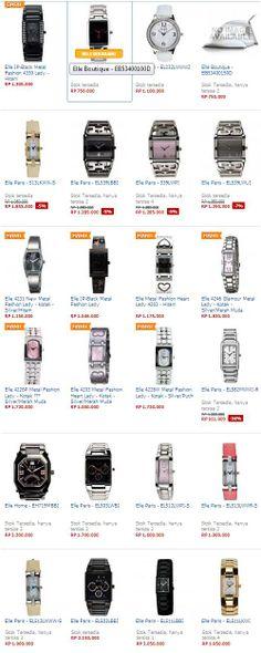 Jual Jam Tangan Elle Murah Terbaru Boutique, Shopping, Boutiques