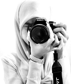 Between hijab and canon