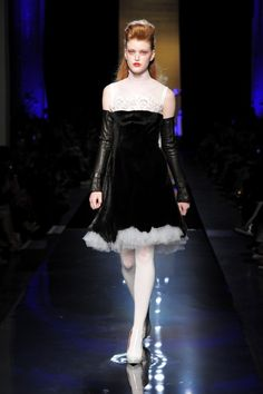 Jean Paul Gaultier Couture Herfst 2014 (11)  - Shows - Fashion