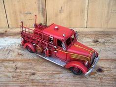 Machete auto retro - Masina pompieri Toys, Car, Automobile, Vehicles, Gaming, Games, Cars, Toy