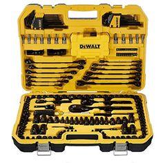 Dewalt 176 Piece Mechanics Tool Set