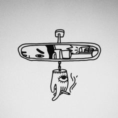 Just Pinned to Love: trash by engin oztekin via Behance. Tattoo Sketches, Tattoo Drawings, Art Sketches, Art Drawings, Weird Drawings, Trippy Drawings, Fenrir Tattoo, Tattoo Studio, Tattoo Flash Art