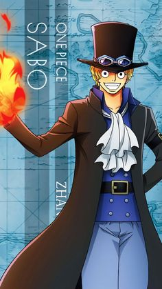 Sabo One Piece, One Piece Luffy, One Piece Manga, Ace Sabo Luffy, One Peace, Animes Wallpapers, Manga Anime, Illustration, Character