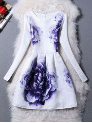 Print Dresses   Cheap Floral And Leopard Print Dresses For Women Online At Wholesale Prices   Sammydress.com