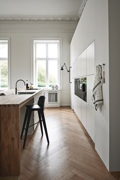 Launched in 1983, Scandinavian kitchen company Kvik was founded in Jutland by Knud Bole Troelsen. Born from a desire to improve on the ki...