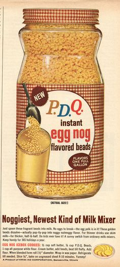 I loved this! My grandma always had it.