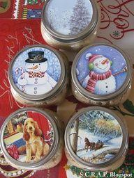 Good Garbage - Louisville's Center for Creative Reuse: Good Garbage Gab-Reusing Christmas Cards, 11/27/12