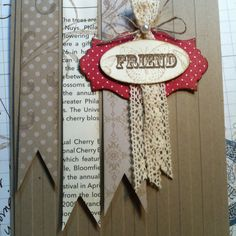 Stampin' club project  Cathy Casey, Stampin' Up