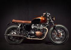 triumph bonneville efi 5 Triumph Bonneville Custom by Ton Up Garage