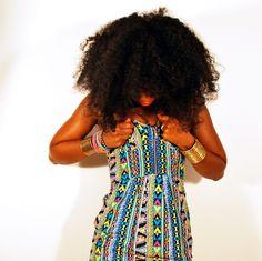 Big Hair | Great Dress