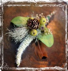 Boutonnieres in Groom's Corner - Etsy Weddings - Page 8