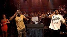 De La Soul Live with The Roots on Jimmy Fallon