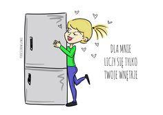 liczy się tylko twoje wnętrze! rysunek, kobieta, śmieszne, blog z rysunkami