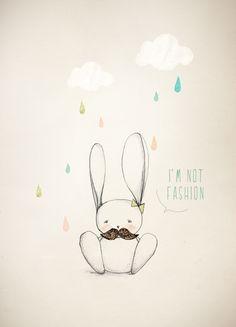 or am i a very stylish bunny?