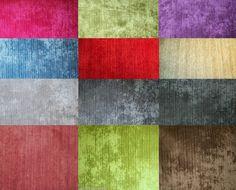 Italian Bella Textured Luxury Chenille Designer Curtain Upholstery Fabric