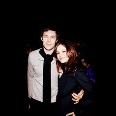 Adam Brody and Rachel Bilson