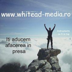 Afla despre cum sa te promovezi in presa!