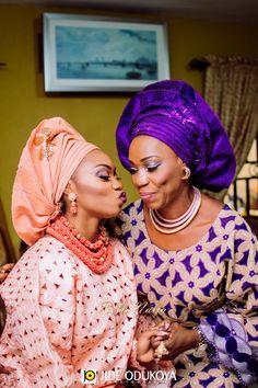 Atinuke & Femi Odukoya | Yoruba Lagos Nigerian Wedding | Jide Odukoya Photography | BellaNaija 007
