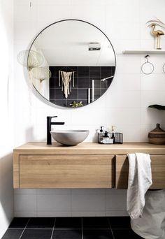 Custom made oak bathroom furniture Decor, Bathroom Furniture, Interior, Bathroom Makeover, Oak Bathroom Furniture, Bathroom Model, Elegant Bathroom, Bathroom Interior, Bathroom Decor