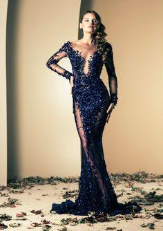 Elegant Blue Evening Gowns For Pretty Ladies! - http://www.stylishboard.com/elegant-blue-evening-gowns-pretty-ladies/