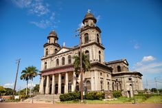 The Old Cathedral of #Managua, known as the Catedral de Santiago in #Spanish, is a cathedral in #Managua, #Nicaragua. It is extremely damaged due to the 1972 earthquake and was condemned, which led to the construction of the new cathedral of Managua. #centralamerica #history #atractions #churches #holyplace