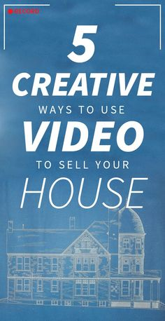 5 insanely creative ways people have used video to sell houses via .@mashable .@theboutiquere