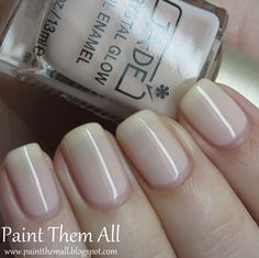 Paint Them All: Come As You Are - Part 4 (Ga-de NUDE Collection - Swatches, Review & Comparison) My Nails, Swatch, Glow, Nail Polish, Nude, Painting, Beauty, Collection, Nail Polishes