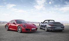 The New Porsche 911 Carrera on Everyman Driver, Dave Erickson