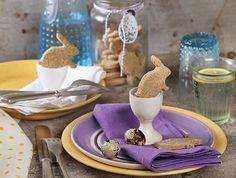 Zabpelyhes-citromos húsvéti kekszek Recept képpel - Mindmegette.hu - Receptek