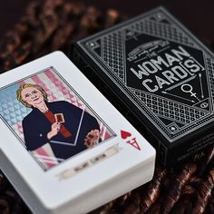 1. The Woman Cards, $47.99
