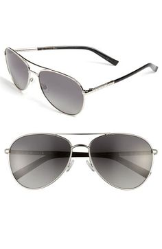 6edffb8520b7 Dior  Picadilly 2  59mm Polarized Metal Aviator Sunglasses available at   Nordstrom  390 -