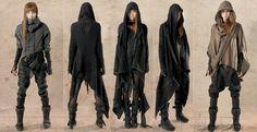 Post-apocalypse fashion.