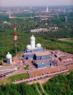 Berlin Teufelsberg Abhörstation der US-Streitkräfte in Berlin