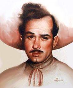 """Nuestro máximo actor mexicano de todos los tiempos; el """"inmortal"""" Pedro Infante (aut. Luis Carreño)"""