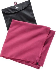 The X-Large REI Co-op Multi Towel Lite is soft, highly absorbent, quick drying and ultralight! Measuring 54 x 25 in., the towel is ideal for travel, trekking and lightweight trips to an alpine lake. Available at REI, 100% Satisfaction Guaranteed.