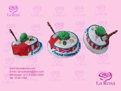 La Rosa - Bolos Tortas e Doces - Loja Virtual: BOLO VINGADORES