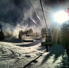 Awesome shot // snow snowboarding winter