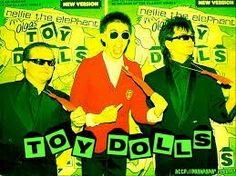 The Toy Dolls  Punk band  (Google)