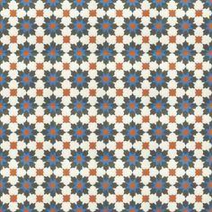 Moroccan Encaustic Cement Pattern 01q