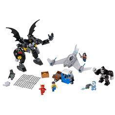 LEGO DC Comics Super Heroes - Gorilla Grod a luat-o razna (76026), jucarii LEGO ieftine de Craciun