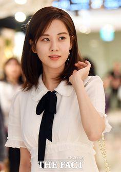 SNSD SeoHyun at THYREN's Event - Wonderful Generation