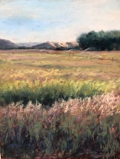 The Gap by Darcie Roberts - Pastel